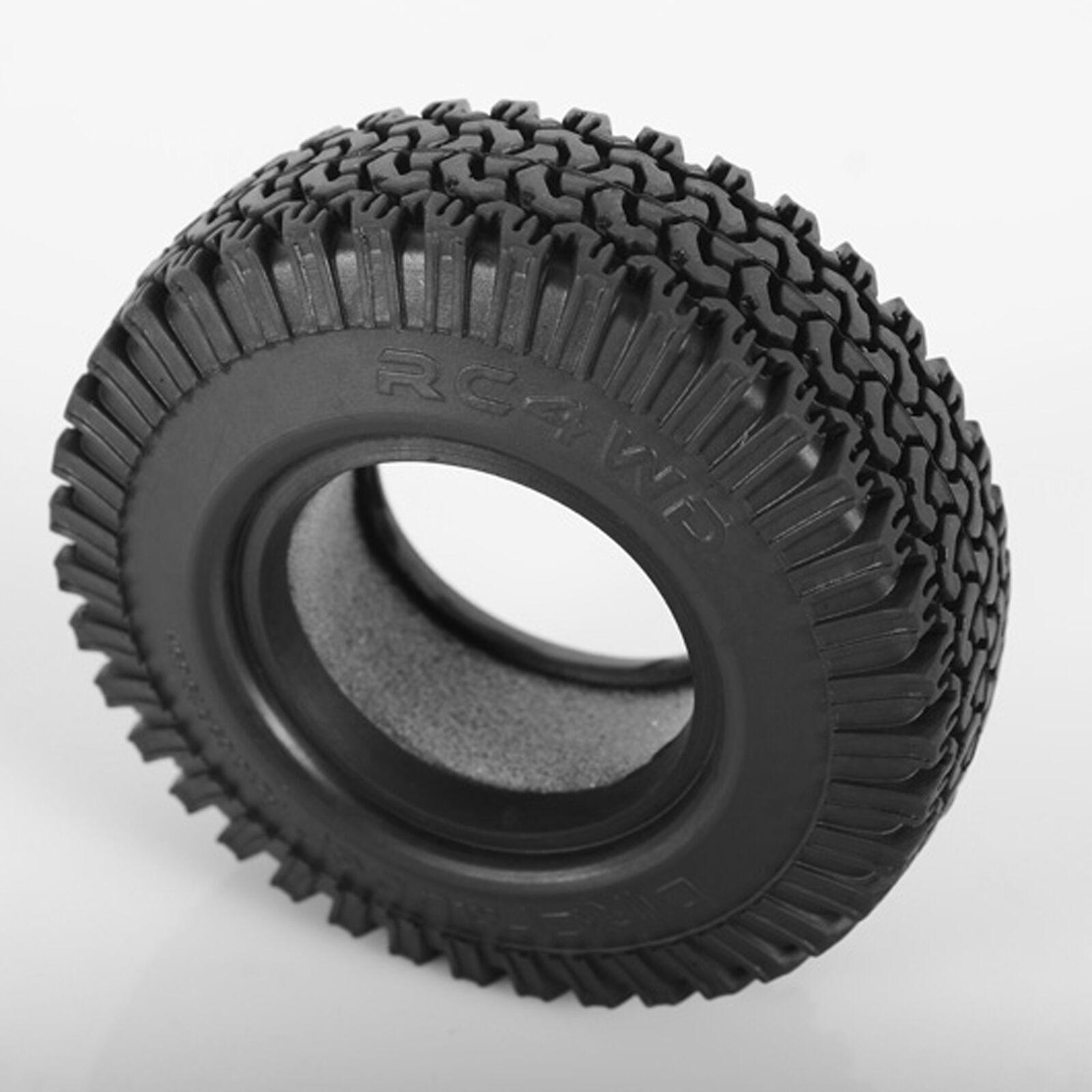 1/10 Dirt Grabber 1.9 All Terrain Crawler Tires (2)