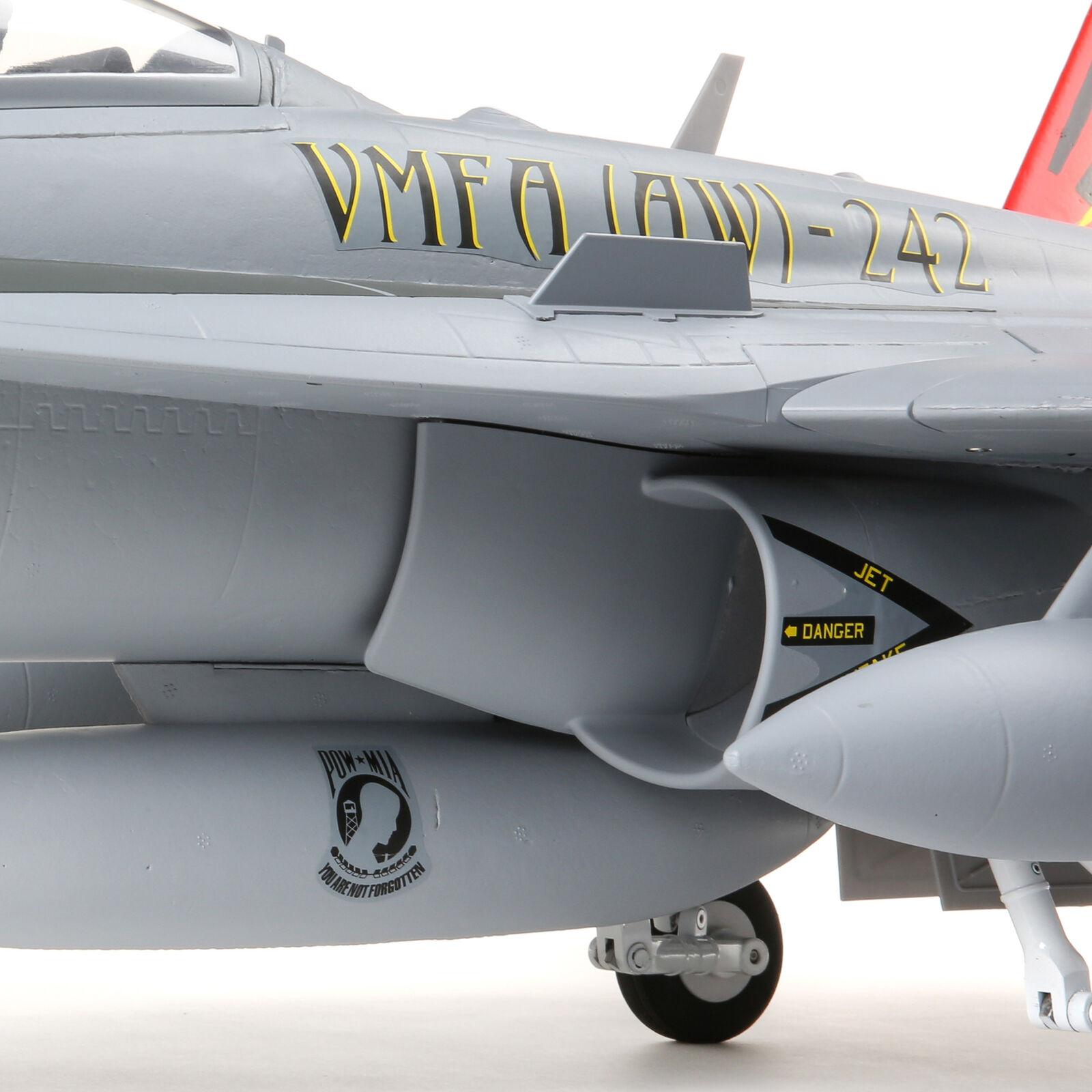 F-18 Hornet 80mm EDF PNP, 980mm