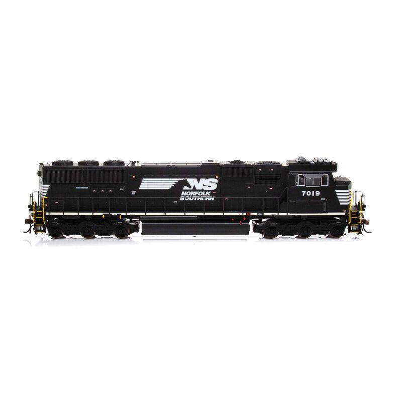HO SD60E with DCC & Sound NS #7019