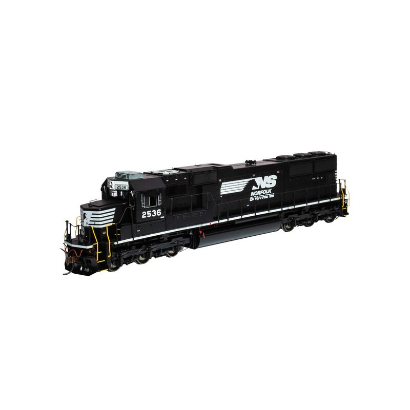 HO SD70 with DCC & Sound, NS/Horse Head #2536