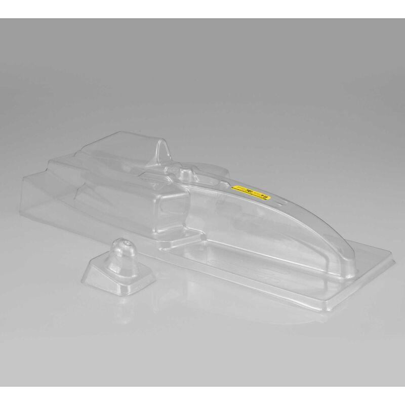 1/10 J21 Light Weight Clear Body: ASC F6