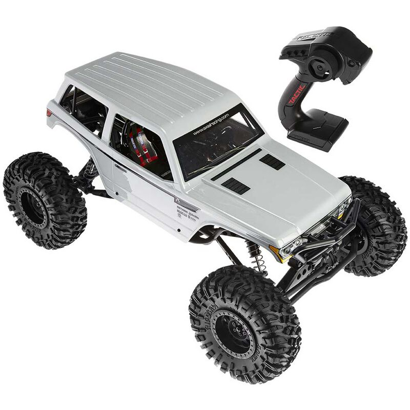 1/10 Wraith Spawn 4WD Rock Racer Brushed RTR