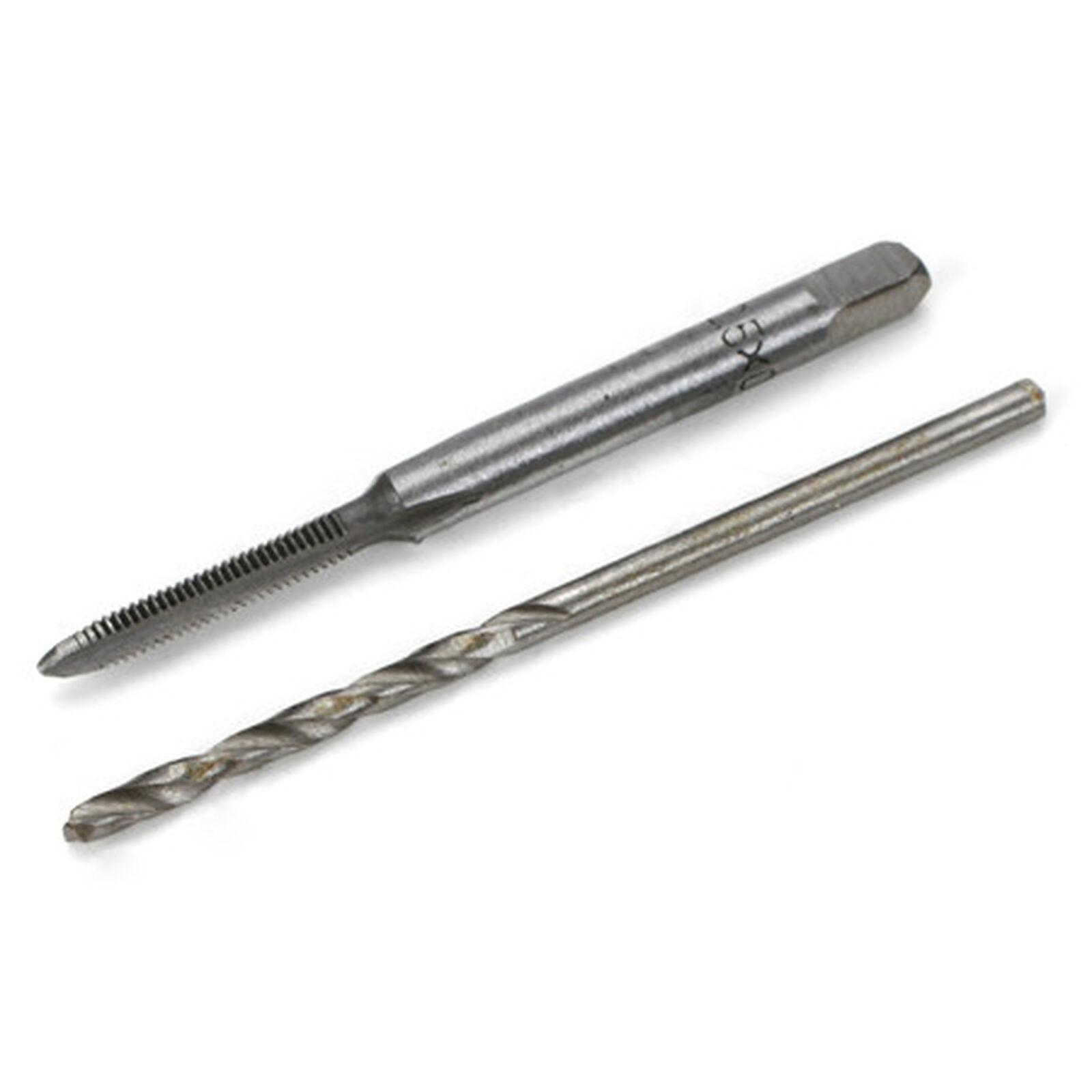 Tap & Drill Set, 2.5mm