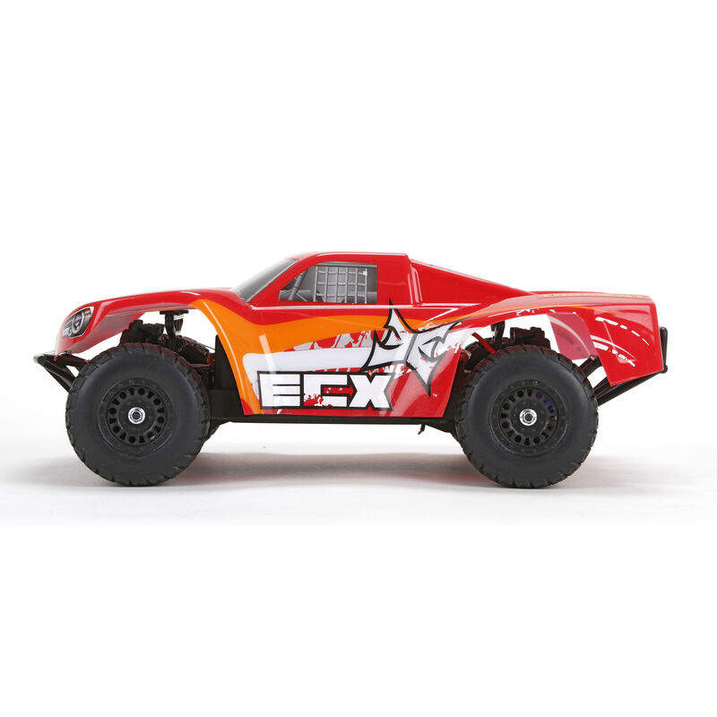1/18 Torment 4WD SCT RTR, Red/Orange