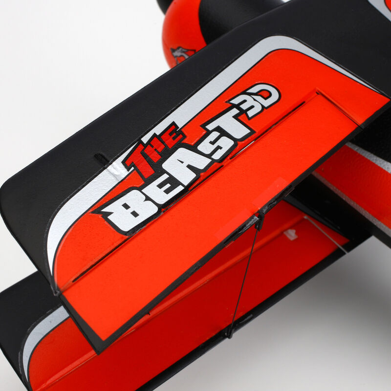 UMX™ Beast 3D BNF Basic with AS3X® Technology