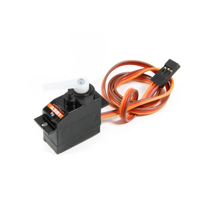 9g Mini Servo 400mm Servo Lead