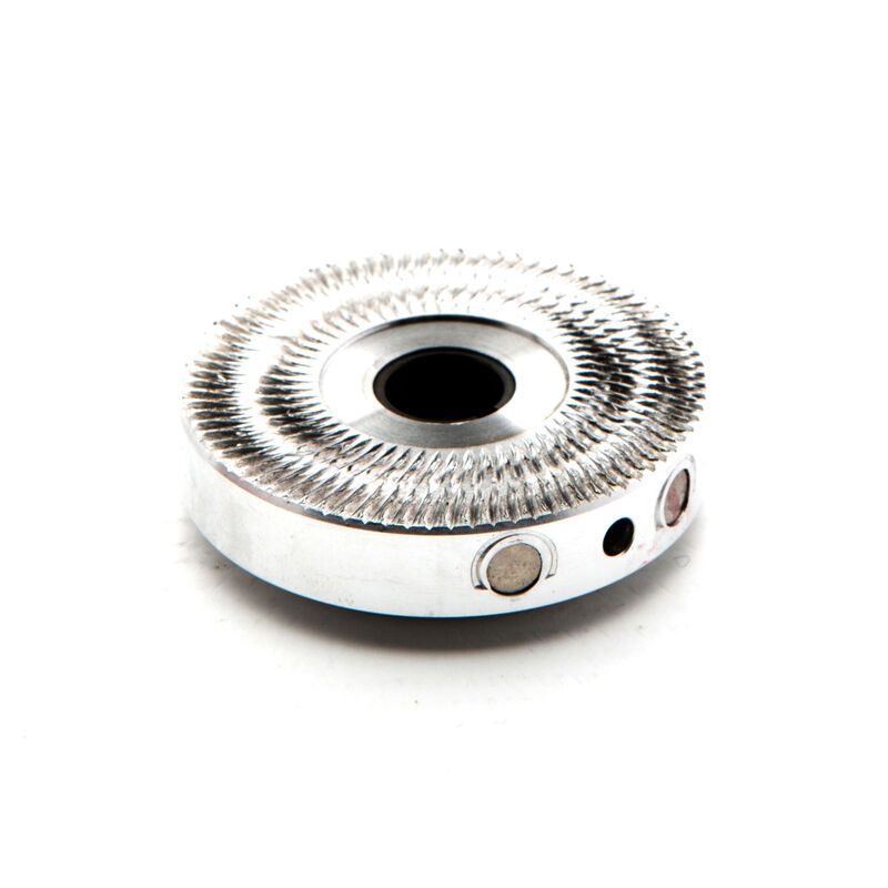 Taper Collet and Drive Flange: CA