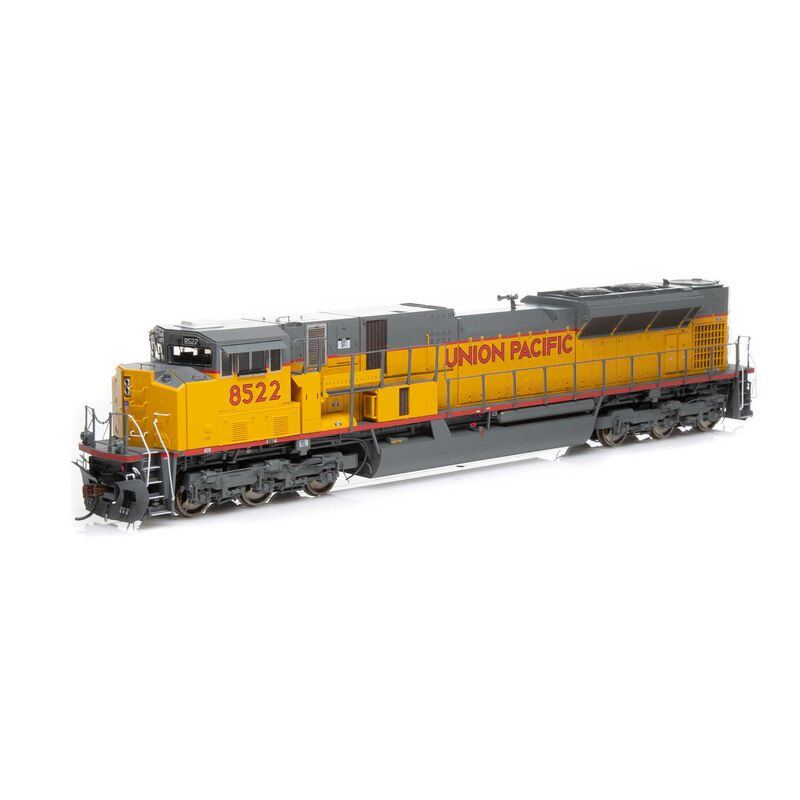 HO G2 SD90MAC-H Phase II with DCC & Sound, UP #8522