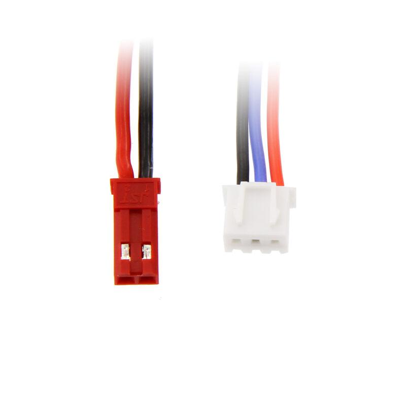 11.1V 450mAh 3S 30C FLY LiPo Battery: JST