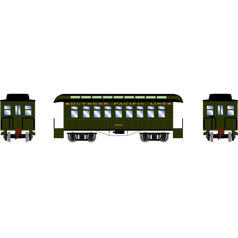 N 34' Old Time Overton Passenger Set, SP #3501