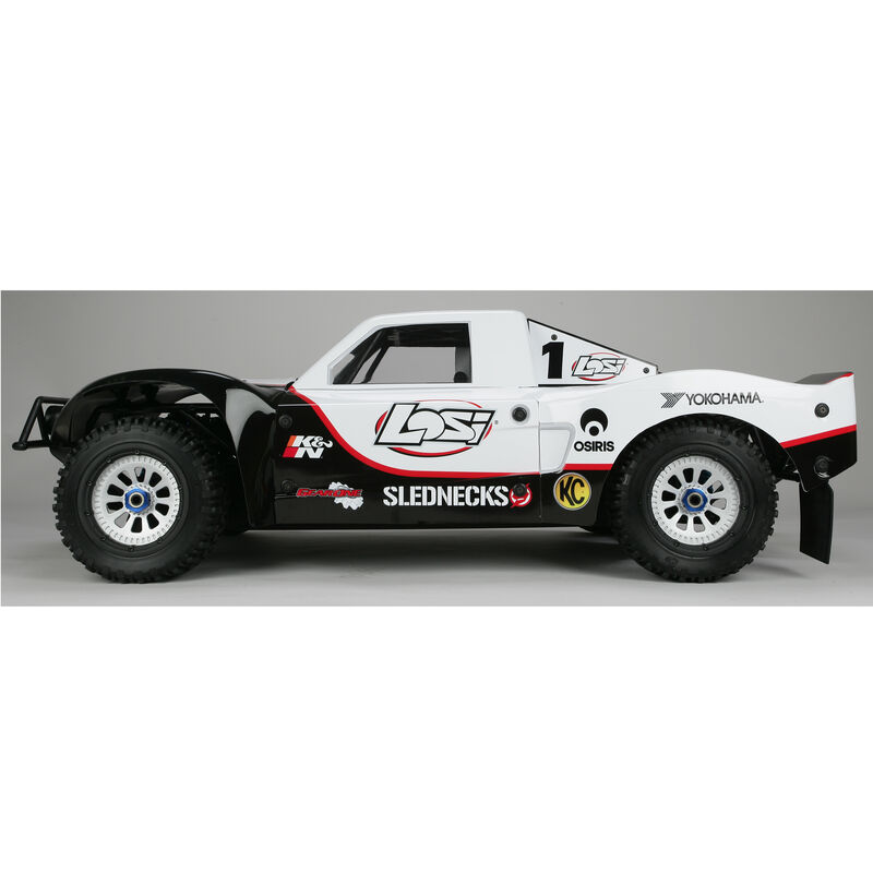 1/5 5IVE-T 4WD Off-Road Truck BND: White
