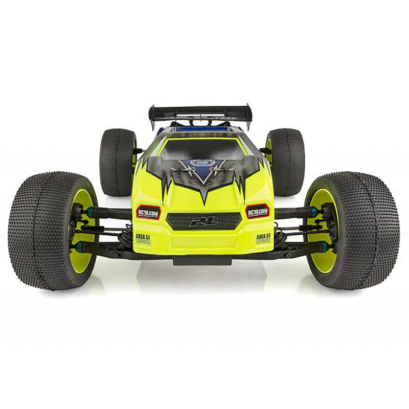 1/8 RC8T3.1 4WD Nitro Truggy Team Kit