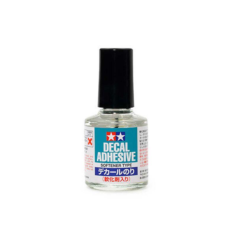 Decal Adhesive Softener Type