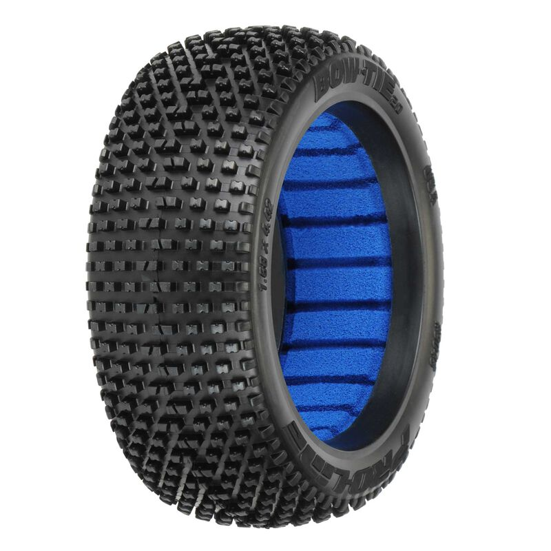 1/8 Bow Tie 2.0 X4, S Soft Off-Road Tires: Buggy