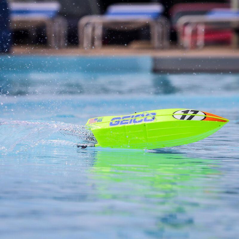 """17"""" Power Boat Racer Deep-V RTR"""