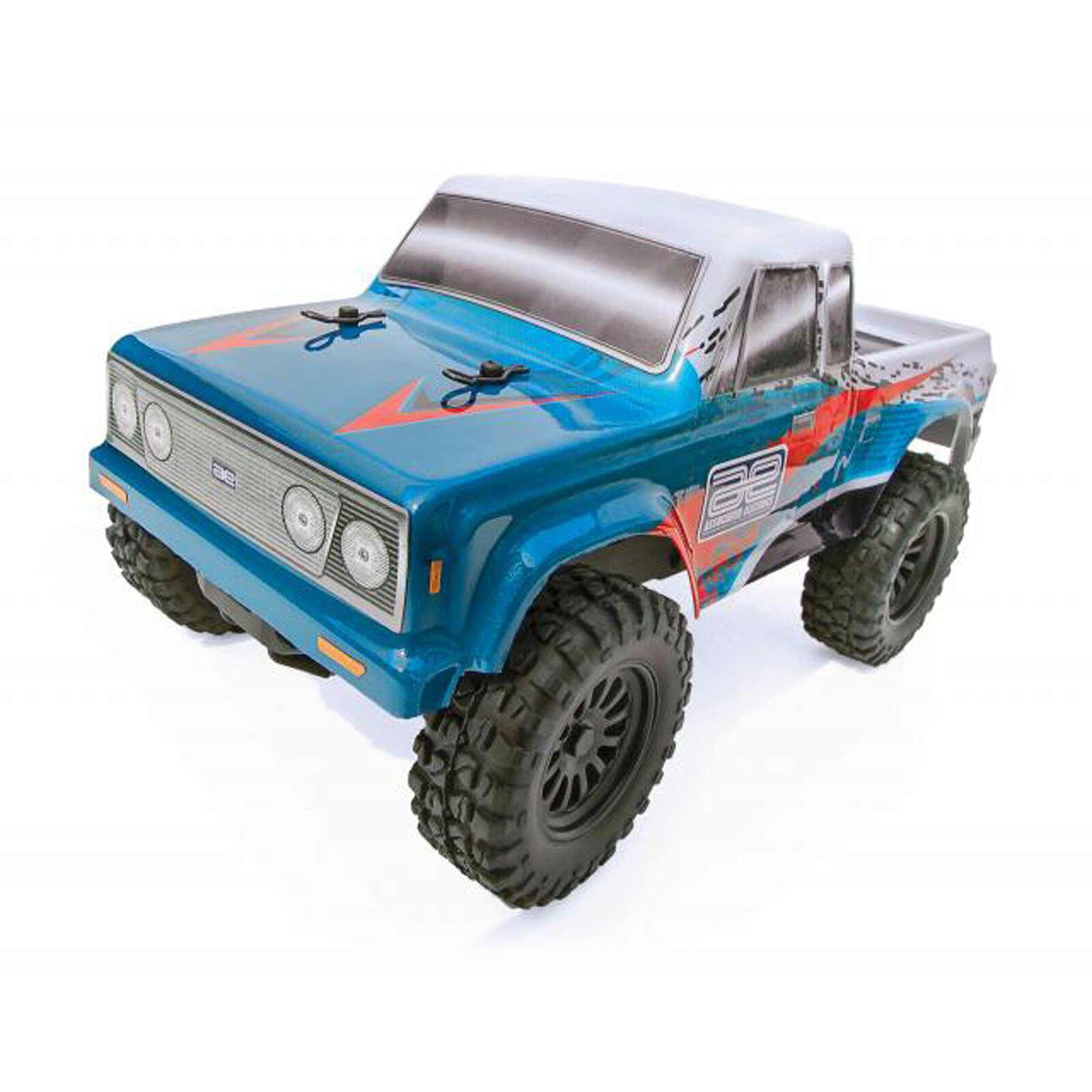 1/28 CR28 2WD Brushed Rock Crawler RTR