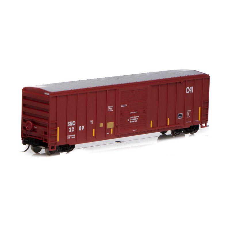 N 50' FMC 5347 Box CAI S&NC #3289