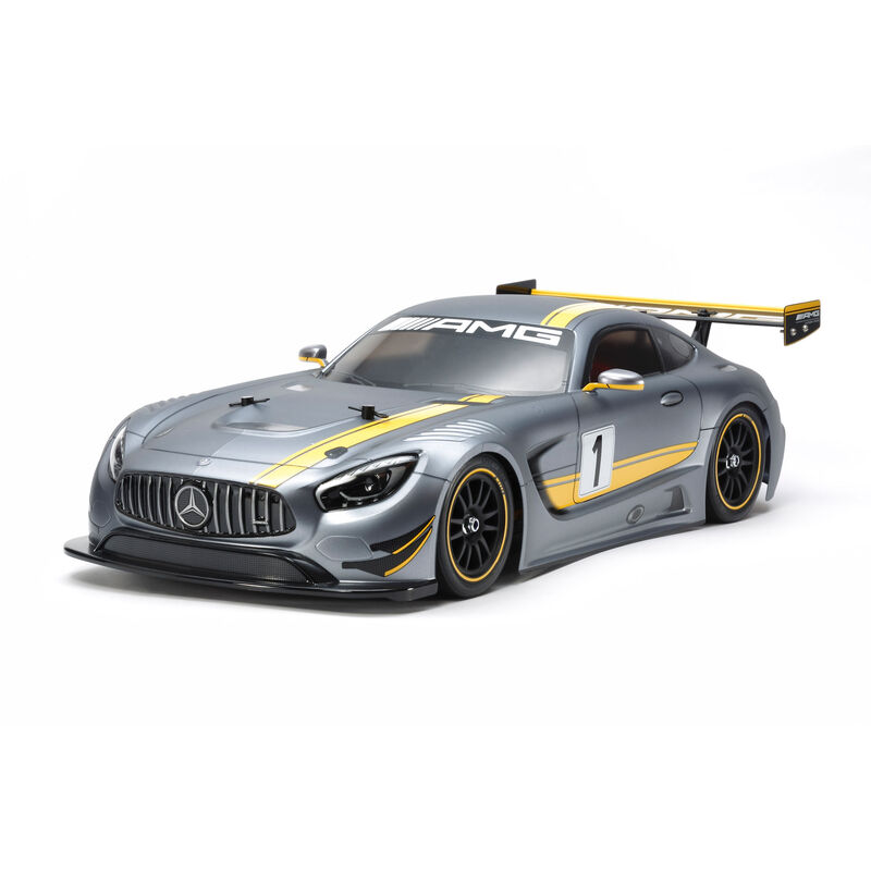 1/10 Mercedes-AMG GT3 4WD On-Road TT-02 Kit