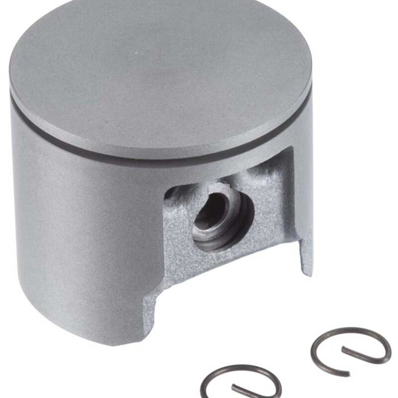 Piston with Pin Retainer: DLE-120