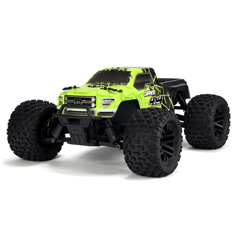 1/10 GRANITE MEGA 550 Brushed 4WD Monster Truck RTR