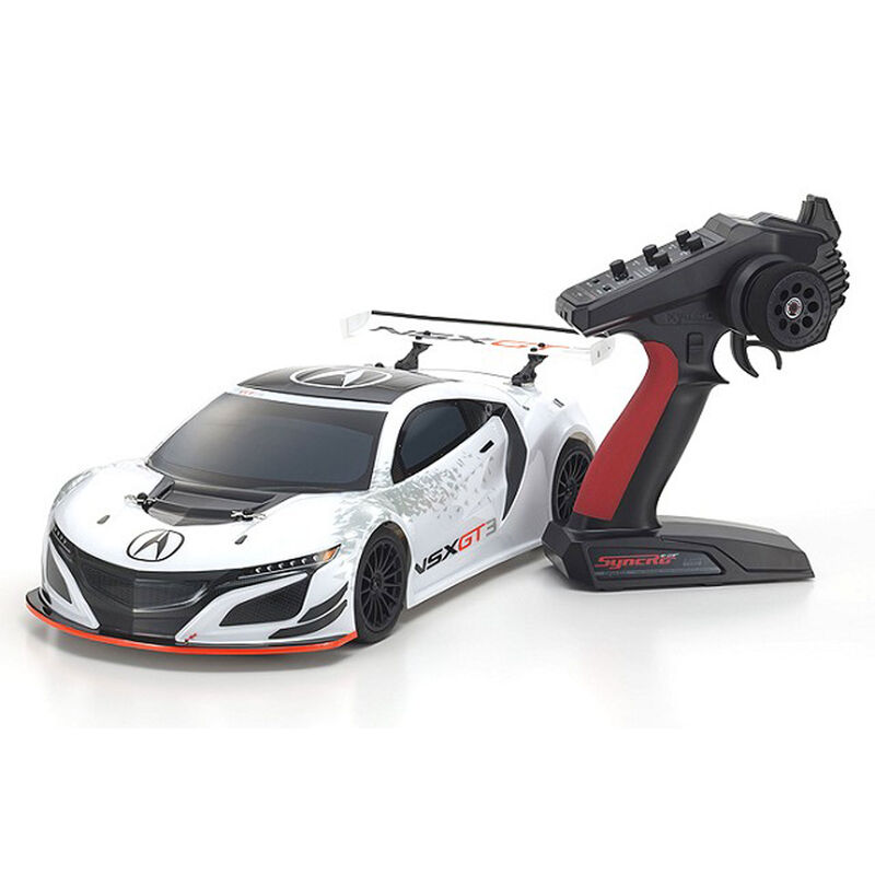 Kyosho 1/10 Fazer Mk2 Acura NSX GT3 4WD Brushed RTR