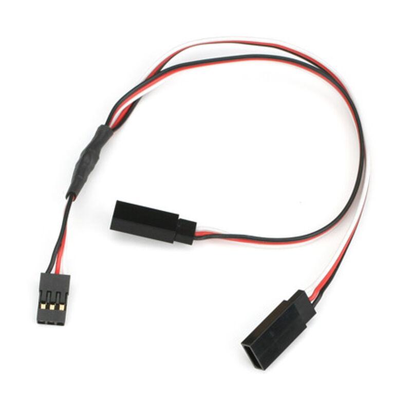 Y-Harness: Dual Plug