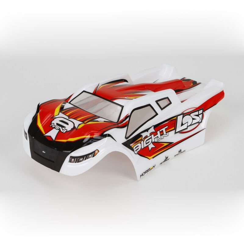 1/14 Mini 8IGHT-T 4WD Truggy Brushless RTR with AVC