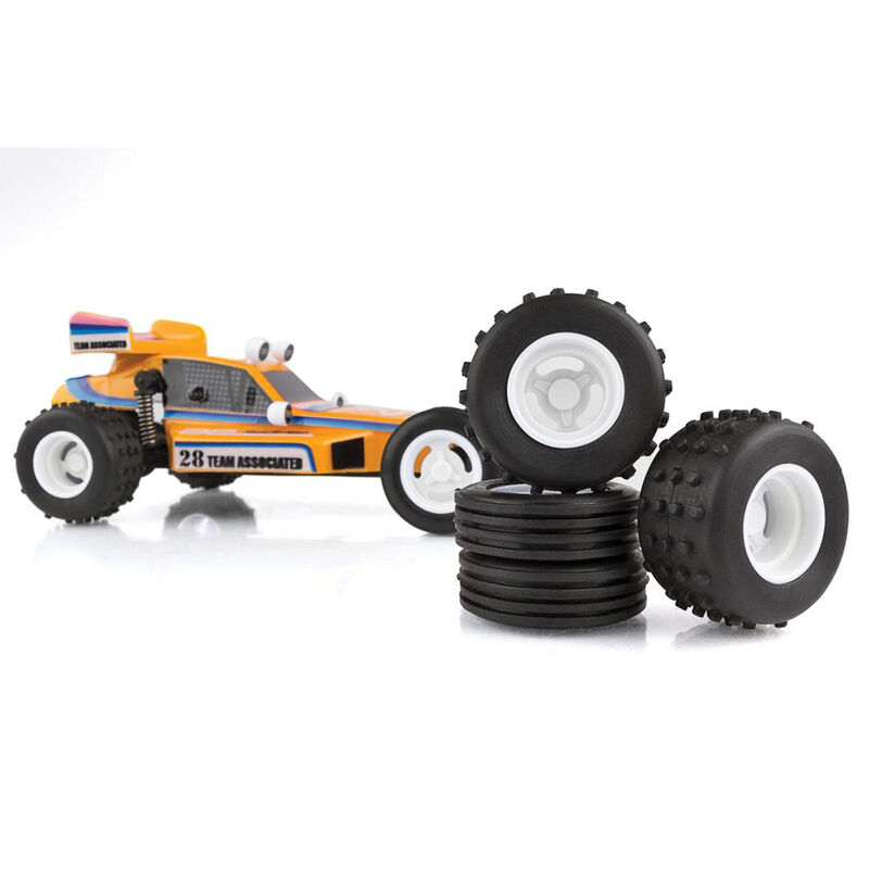 1/28 RC28 2WD Buggy Brushed RTR