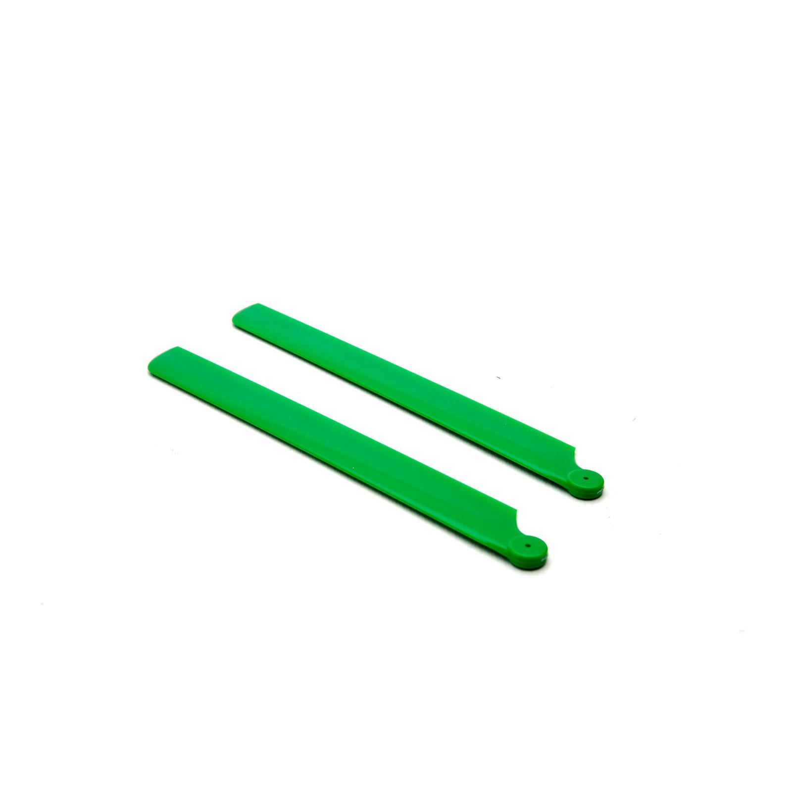 Main Rotor Blade Set, Green: Blade 230 S