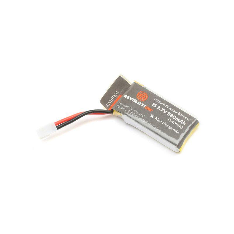 3.7V 380mAh 25C Battery: Vizo