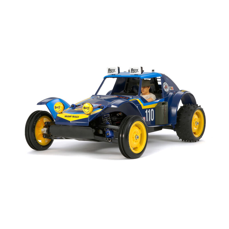 1/10 Holiday 2WD Buggy DT02 Kit (2010)