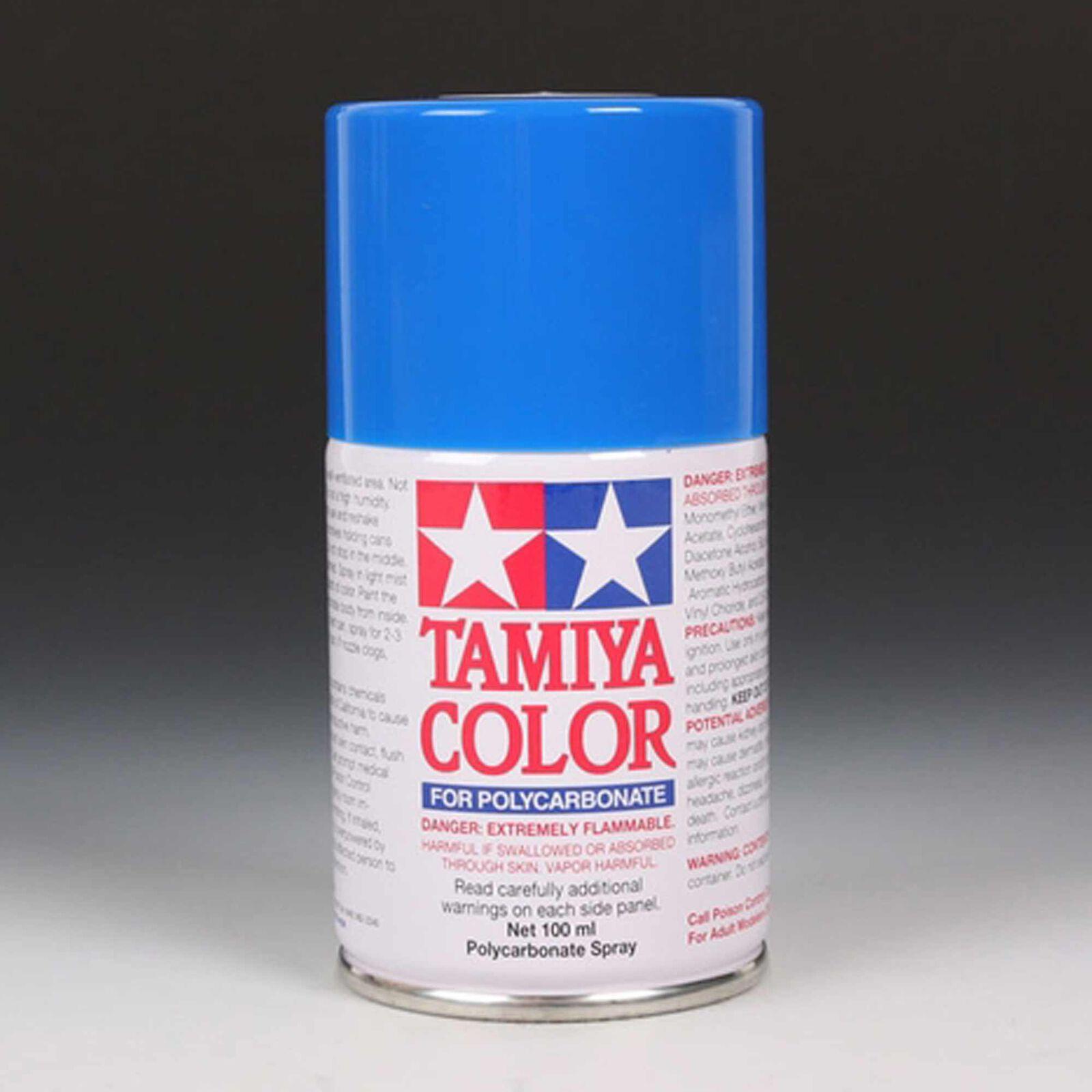 Polycarbonate PS-30 Brilliant Blue, Spray 100 ml