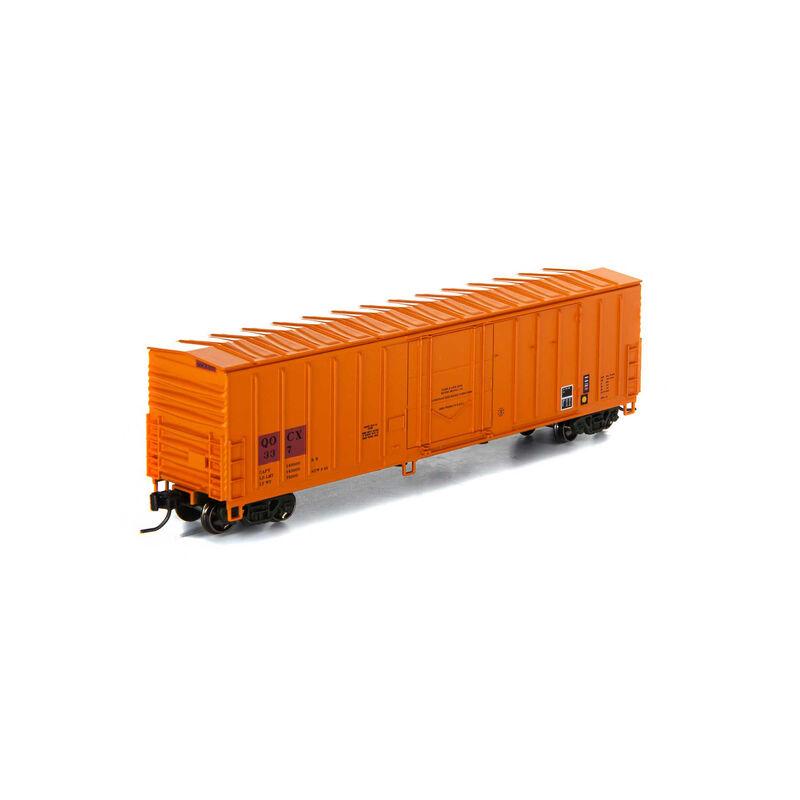 N 50' NACC Box QOCX #337