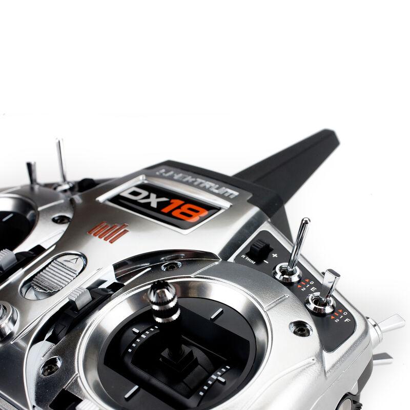 DX18 18-Channel DSMX Transmitter Gen 2 with AR9020, Mode 2