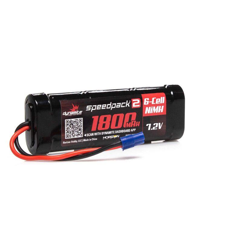 2 Horizon Hobby Dynamite EC2 Battery Connector DYNC0001