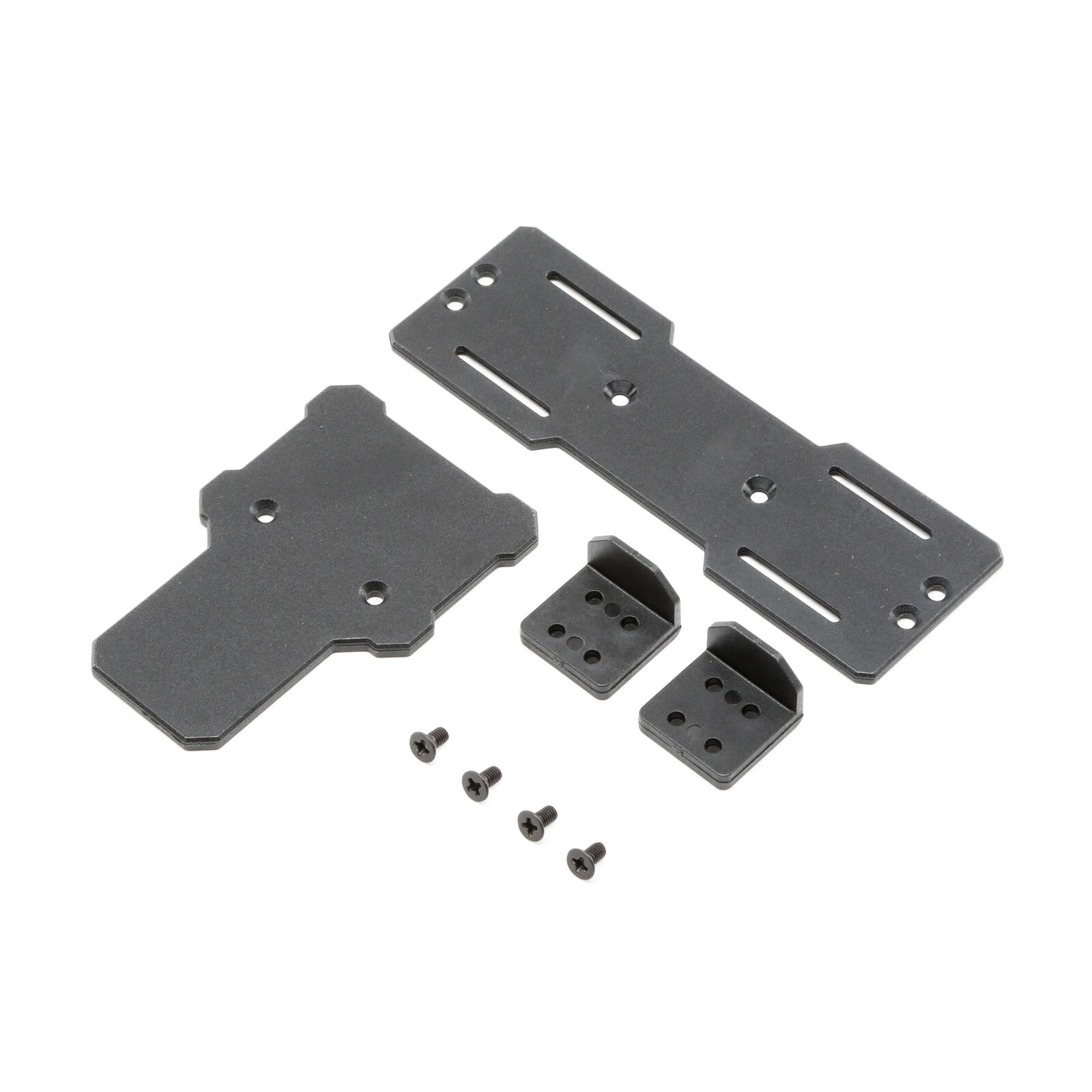 ESC and Battery Tray: 1.9 Barrage Kit/RTR, Doomsday,  Barrage 2.0
