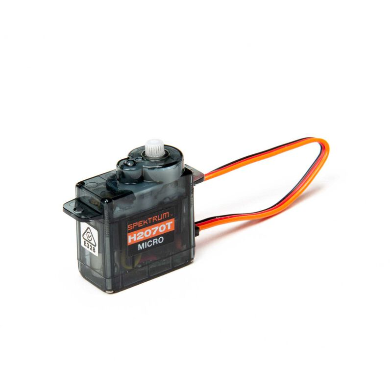 H2070T Sub-Micro Digital 7.5g Metal Gear Heli Tail Servo
