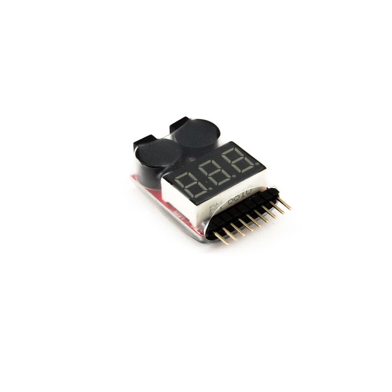 LiPo Voltage Checker Warning Alarm