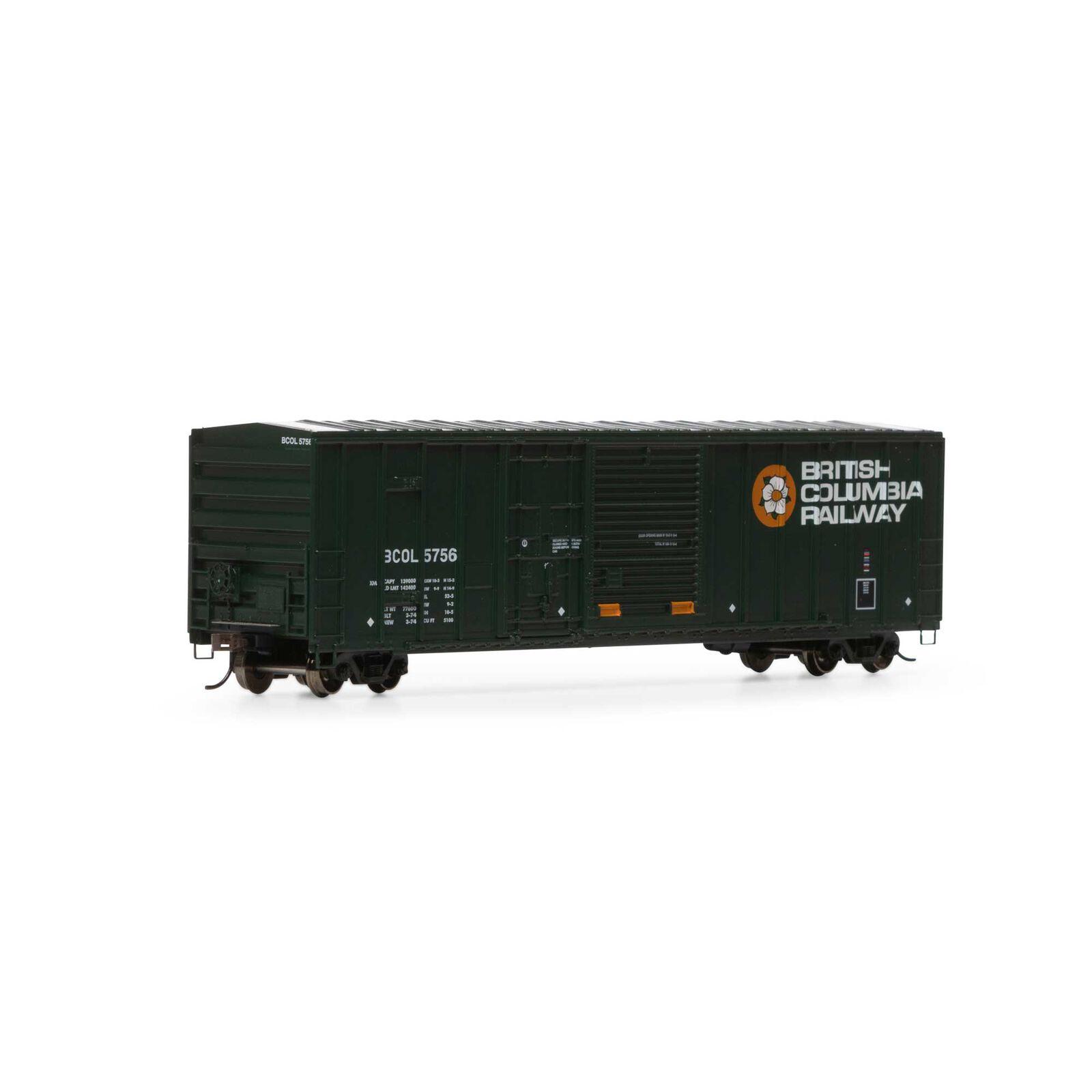 HO RTR 50' FMC Ex-Post Combo Door Box BCR #5756