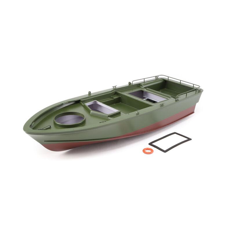 Hull: Alpha Patrol Boat