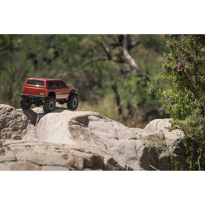 1/10 Everest Gen7 Sport 4WD Crawler Brushed RTR, Burnt Orange