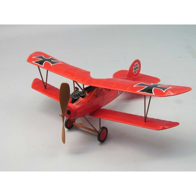 Albatros D-5 Rubber Powered Kit, 18""