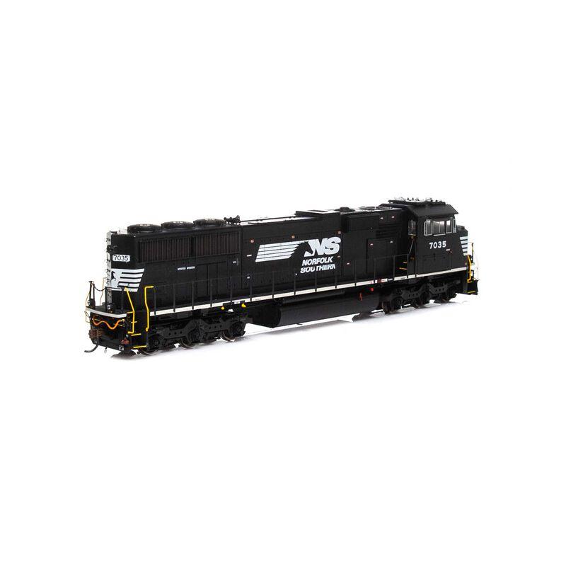 HO SD60E NS #7035