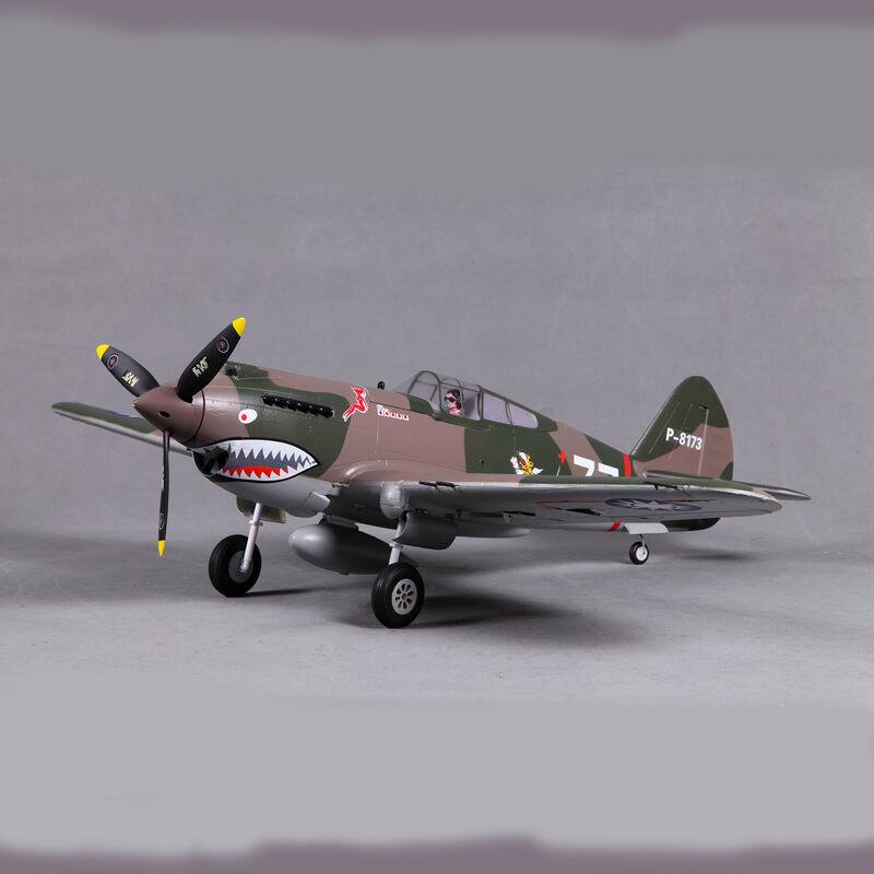 P-40B Flying Tiger PNP, 980mm