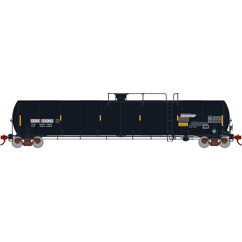 HO 33 900-Gallon LPG Tank Late SRIX #33960