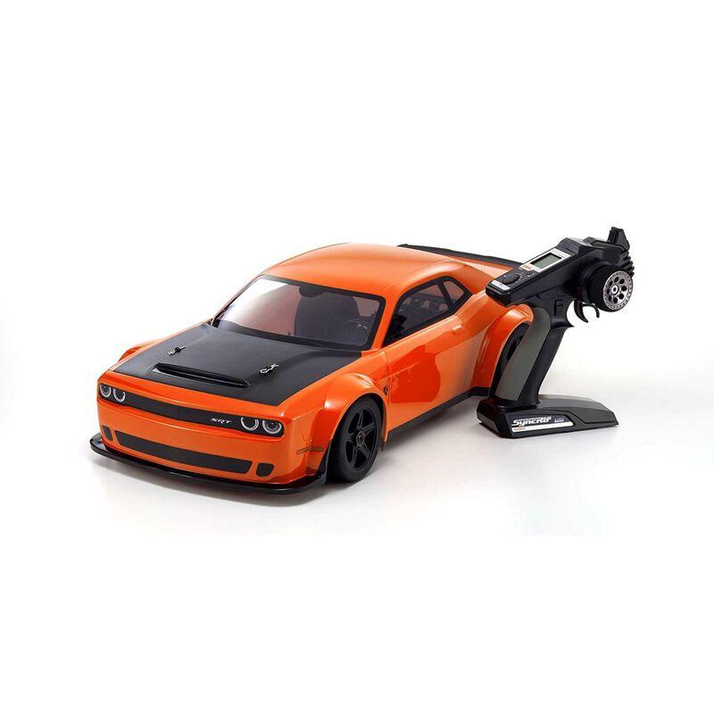 1/8 Inferno GT2 GP Challenger Demon 4WD Nitro RTR, Orange