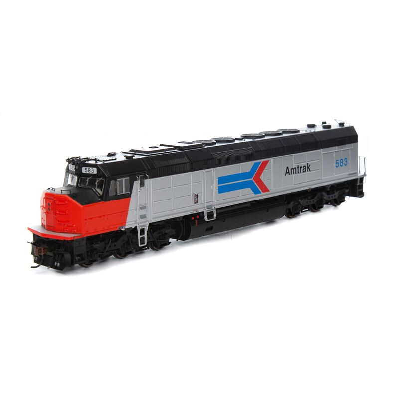 HO SDP40F Amtrak #583