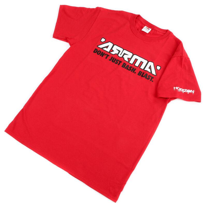 Red Bash/Blast T-Shirt 2X-Large