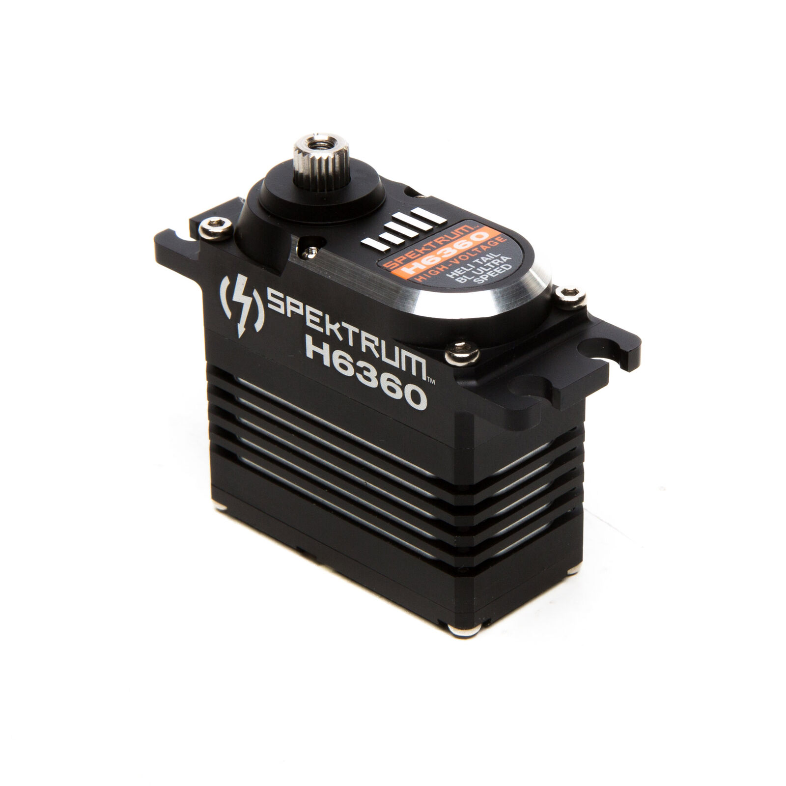 H6360 Standard Digital HV Brushless Mid Torque Ultra Speed Heli Tail Servo