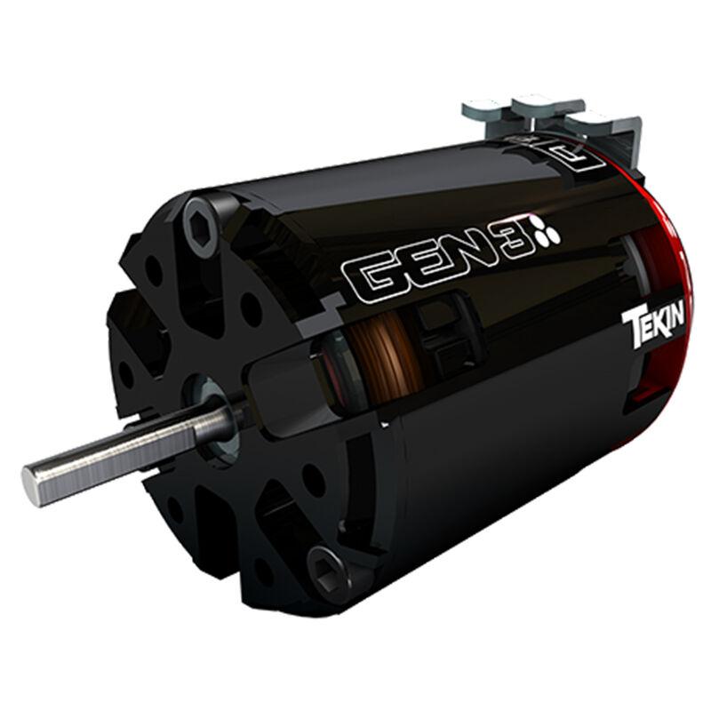 Redline Gen3 Sensored Brushless Motor, 17.5T
